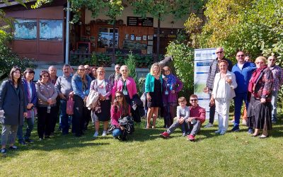 Youth Forum 21st Century Association organized an international exchange  of good practices in eco-agriculture in the region of Smolyan